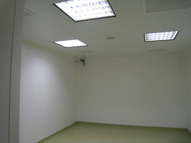 Salle blanche